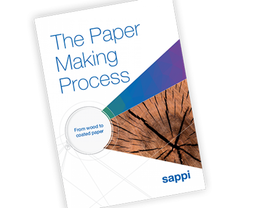 Paper making process  technical brochure